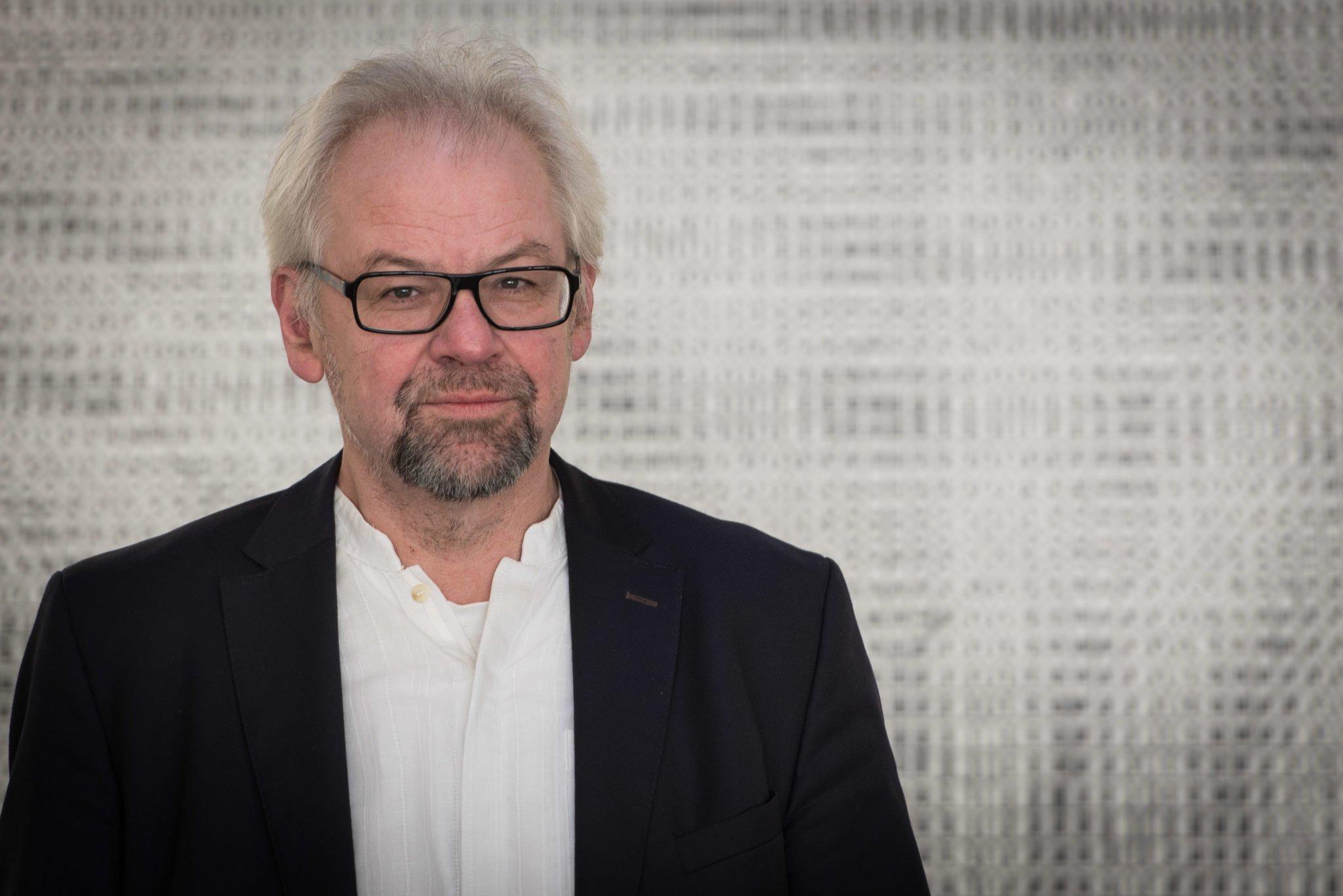 Andreas Kerstan, 1. Vorsitzender Kunst Stuttgart International e.V.