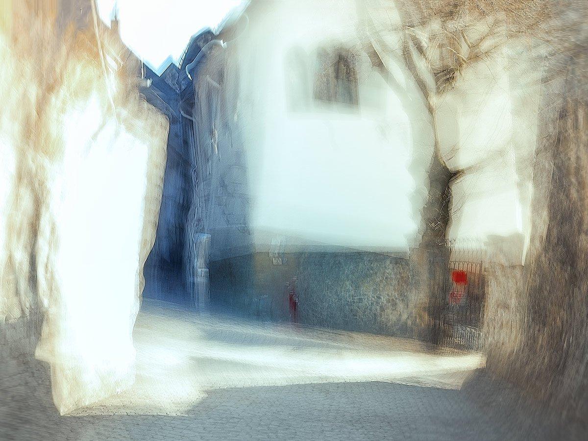Der rote Briefkasten - Betty Schmidt