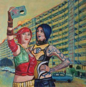 Selfie in Sarajewo