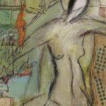Elfie Bilger | Sinnlichkeit | 70x70 cm