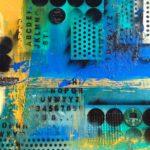 Elektronik POP-ART III | 60x60 cm