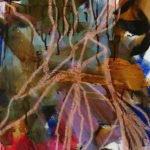 Metamorphose II | 70x50 cm