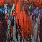 Farbimpressionen ii | 60x60 cm