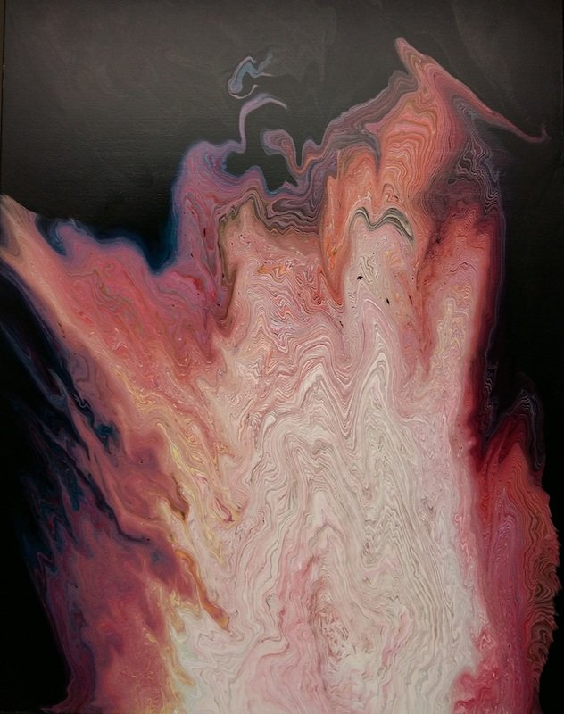 Klaus Biliczky | Fiery Energy III