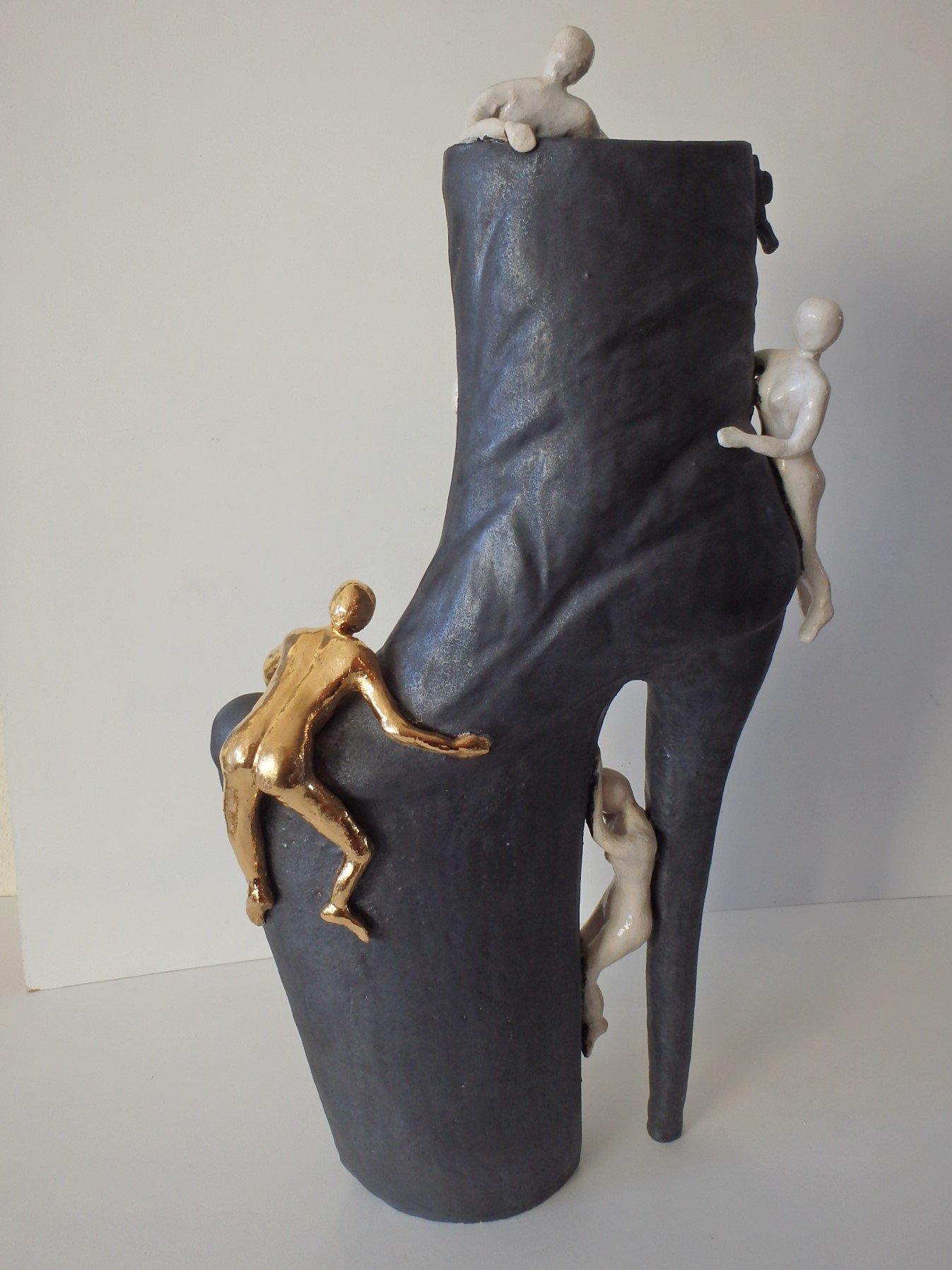 Artist Sabine Gleser
