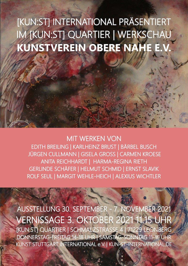 Werkschau Kunstverein Obere Nahe e.V.