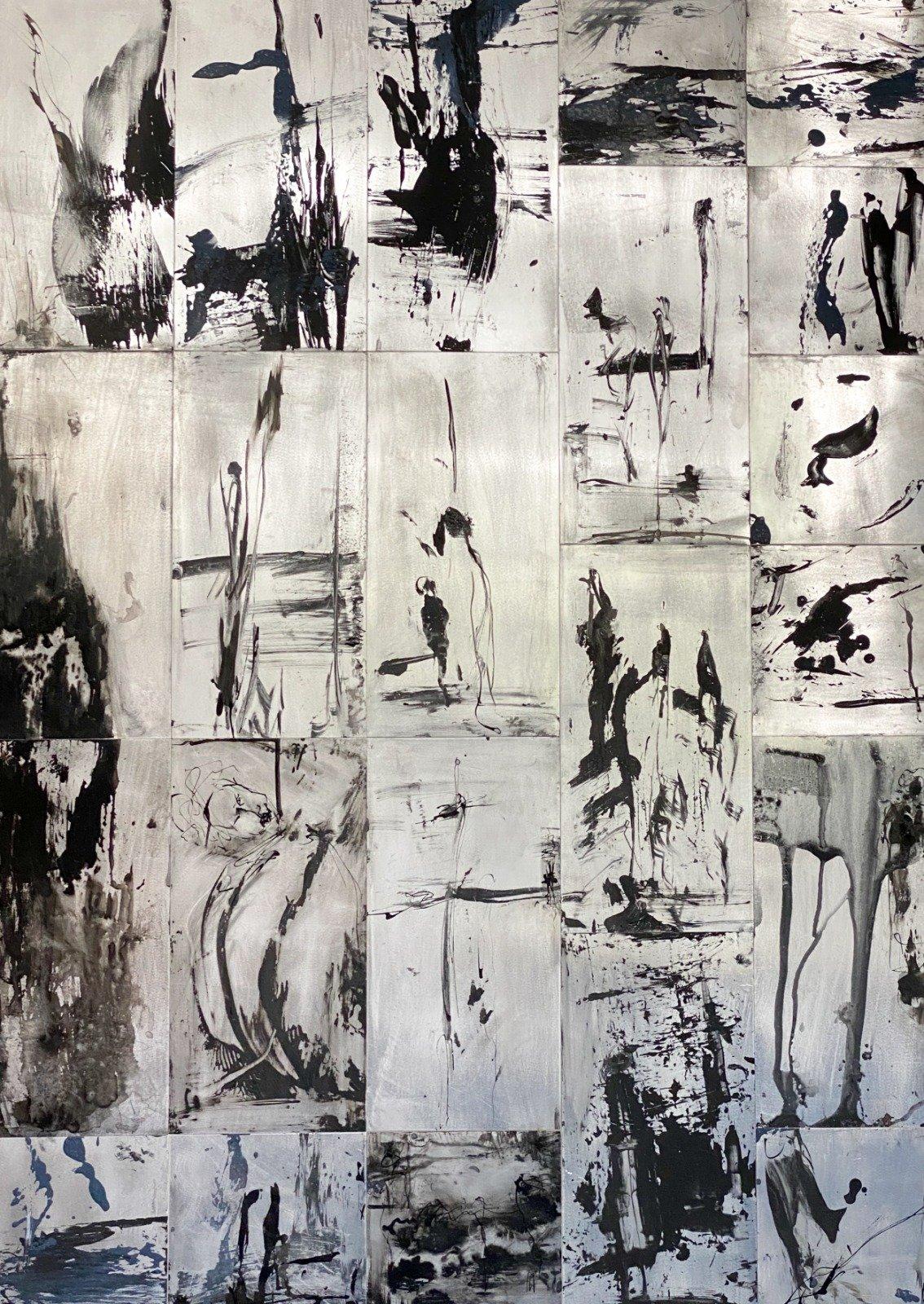 Gabriele Bechtel-Scholz | durch Räume gehen