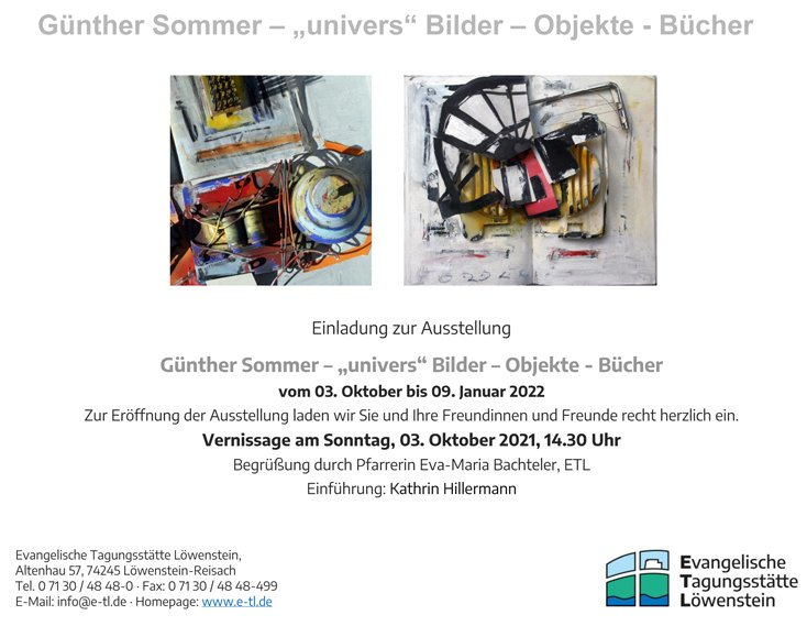 """Günther Sommer 