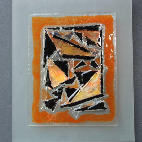 Christiane Schmitt   Glas - Kupfer
