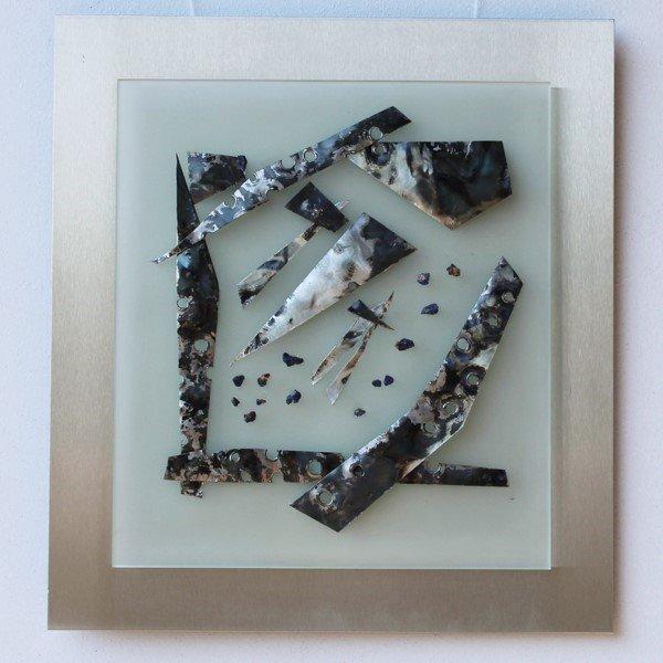 Christiane Schmitt   Metall - Glas