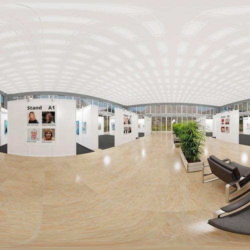 Ausstellung Aufbruch - eine digitale Präsentation unserer Künstler und deren Kunstwerke