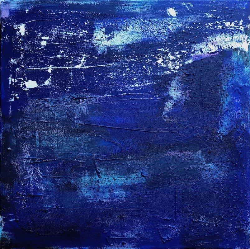 Nacht am Meer (ii)
