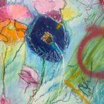 Elfie Bilger | Flower power | 60x80 cm