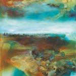Chris Gläser | Apokalypse | 80x60 cm