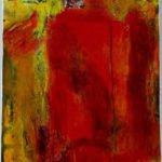 Uta Heiland | Red | 100x50 cm