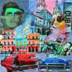 Frank Hertfelder | Havanna | 60x60 cm