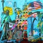 Frank Hertfelder | New York City | 60x60 cm