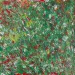 Romana Meißner | PRETTY LITTLE YELLOW FLOWER. | 60x60 cm