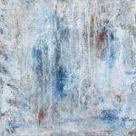 Helga Reichle | Gletscher 3 | 50x50 cm