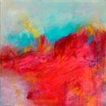 Ingrid Ruhl | Im Land der Träume | 50x50 cm