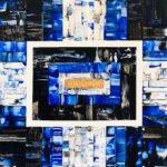 Kerstin Sagebiel | cold-inside | 60x60 cm