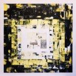 Kerstin Sagebiel | look-into-the-bright | 60x60 cm