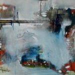 Marlis G Schill | Eisernes Tor | 70x112 cm