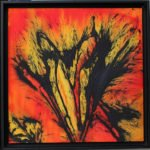 Christiane SChmitt | Explosion | 57x57 cm