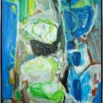 Brigitte Struif | DER DUFT DER BLUMEN (Odeur) | 100x80 cm