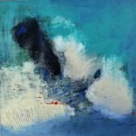 Irmgard Wessely | Fata Morgana oder was? | 60x60 cm
