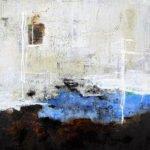Irmgard Wessely | Hoffnungsschimmer | 60x60 cm