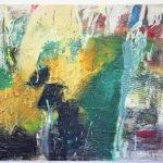 Friedhelm Wolfrat | Die Liebenden | 80x60 cm