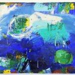 Friedhelm Wolfrat | Himmel über Italien | 80x100 cm