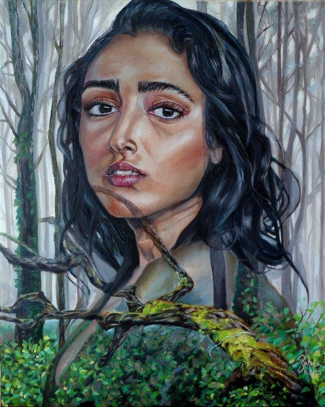 Zahra Grosser | Fallen tree